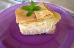 Μακαρονόπιτα με φύλλο